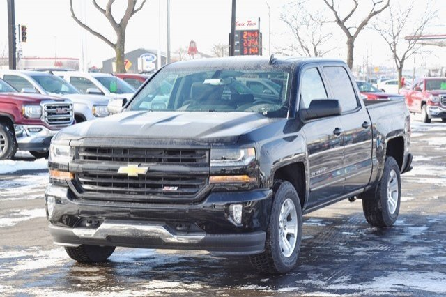 2018 Silverado 1500 Crew Cab 4x4 Pickup #18C372 - photo 3