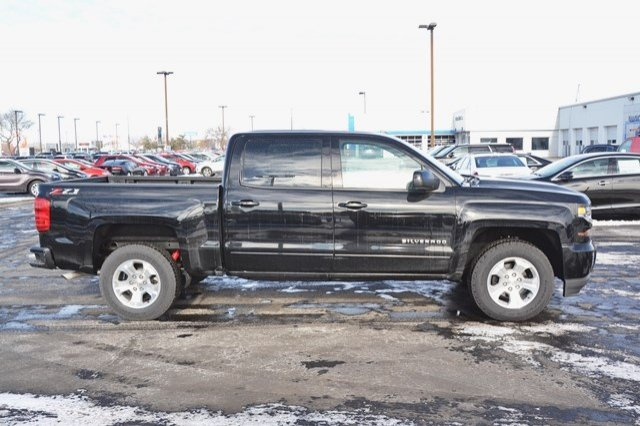 2018 Silverado 1500 Crew Cab 4x4 Pickup #18C372 - photo 7