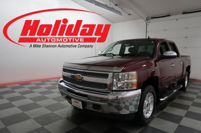 2013 Silverado 1500 Crew Cab 4x4, Pickup #18C420A - photo 1