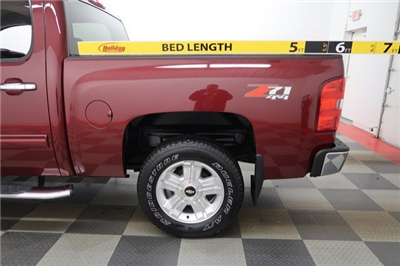 2013 Silverado 1500 Crew Cab 4x4, Pickup #18C420A - photo 8