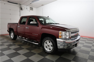 2013 Silverado 1500 Crew Cab 4x4, Pickup #18C420A - photo 6