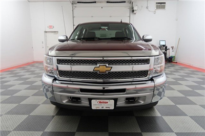 2013 Silverado 1500 Crew Cab 4x4, Pickup #18C420A - photo 7