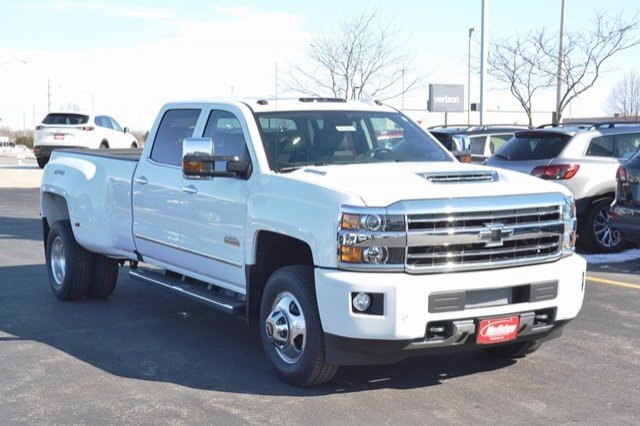 2018 Silverado 3500 Crew Cab 4x4, Pickup #18C483 - photo 8