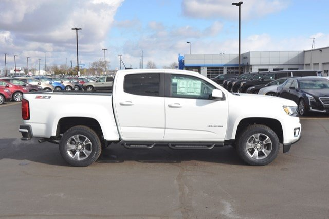 2018 Colorado Crew Cab 4x4, Pickup #18C494 - photo 7