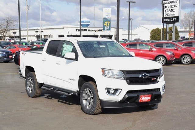 2018 Colorado Crew Cab 4x4, Pickup #18C494 - photo 8