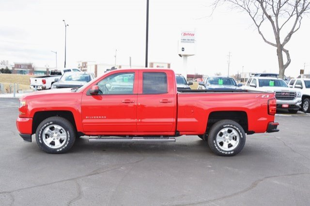 2018 Silverado 1500 Double Cab 4x4, Pickup #18C519 - photo 3