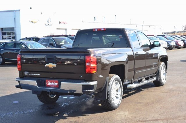 2018 Silverado 1500 Double Cab 4x4, Pickup #18C523 - photo 6
