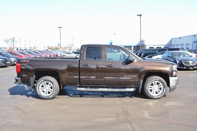 2018 Silverado 1500 Double Cab 4x4, Pickup #18C523 - photo 7