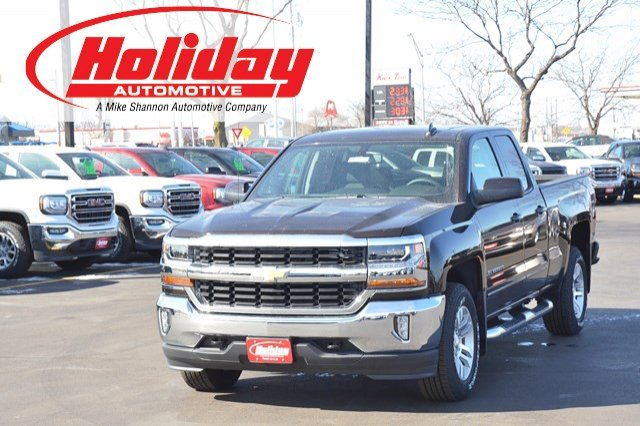 2018 Silverado 1500 Double Cab 4x4, Pickup #18C523 - photo 1