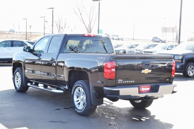 2018 Silverado 1500 Double Cab 4x4, Pickup #18C523 - photo 2