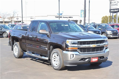 2018 Silverado 1500 Double Cab 4x4, Pickup #18C523 - photo 8