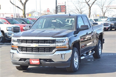 2018 Silverado 1500 Double Cab 4x4, Pickup #18C523 - photo 3