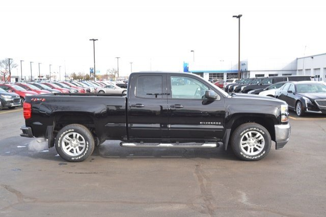 2018 Silverado 1500 Double Cab 4x4, Pickup #18C540 - photo 7