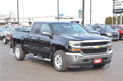 2018 Silverado 1500 Double Cab 4x4, Pickup #18C540 - photo 8