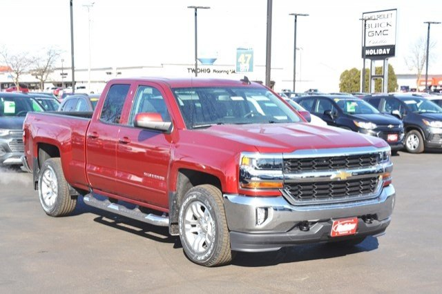 2018 Silverado 1500 Double Cab 4x4, Pickup #18C556 - photo 8