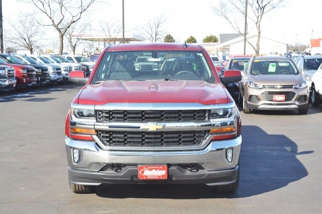 2018 Silverado 1500 Double Cab 4x4, Pickup #18C556 - photo 9