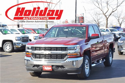 2018 Silverado 1500 Double Cab 4x4, Pickup #18C556 - photo 1