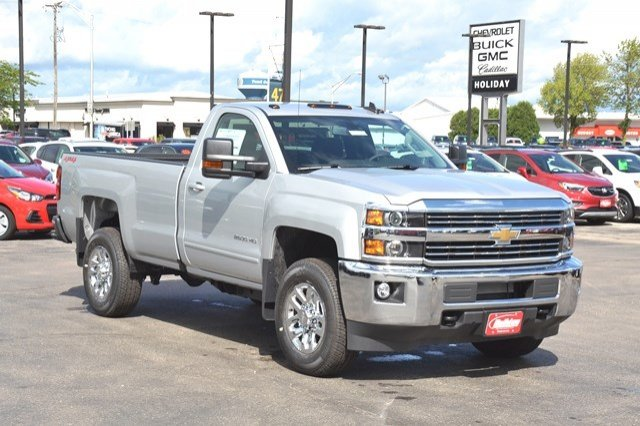 2018 Silverado 2500 Regular Cab 4x4, Pickup #18C76 - photo 8
