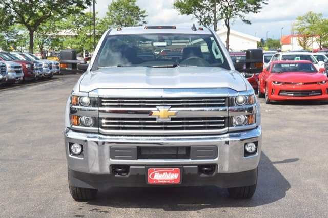 2018 Silverado 2500 Regular Cab 4x4, Pickup #18C76 - photo 9