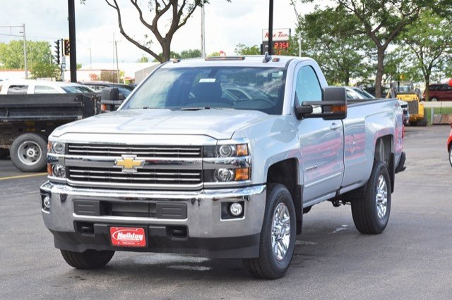 2018 Silverado 2500 Regular Cab 4x4, Pickup #18C76 - photo 3