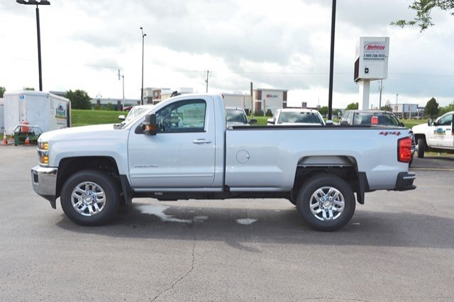 2018 Silverado 2500 Regular Cab 4x4, Pickup #18C76 - photo 4
