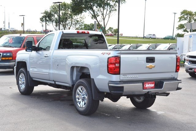 2018 Silverado 2500 Regular Cab 4x4, Pickup #18C76 - photo 2