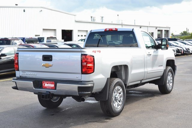 2018 Silverado 2500 Regular Cab 4x4, Pickup #18C76 - photo 6