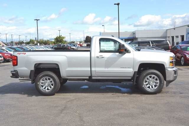 2018 Silverado 2500 Regular Cab 4x4, Pickup #18C76 - photo 7