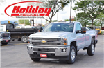 2018 Silverado 2500 Regular Cab 4x4, Pickup #18C76 - photo 1