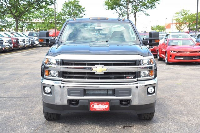 2018 Silverado 2500 Extended Cab 4x4, Pickup #18C86 - photo 9
