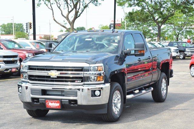 2018 Silverado 2500 Extended Cab 4x4, Pickup #18C86 - photo 3