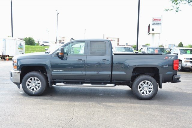 2018 Silverado 2500 Extended Cab 4x4, Pickup #18C86 - photo 4