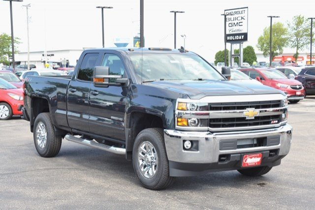 2018 Silverado 2500 Extended Cab 4x4, Pickup #18C86 - photo 8