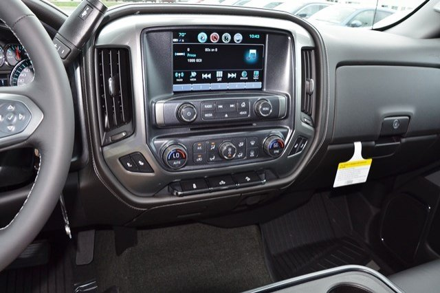 2018 Silverado 1500 Extended Cab 4x4 Pickup #18C89 - photo 19