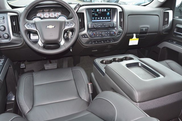 2018 Silverado 1500 Extended Cab 4x4 Pickup #18C89 - photo 21