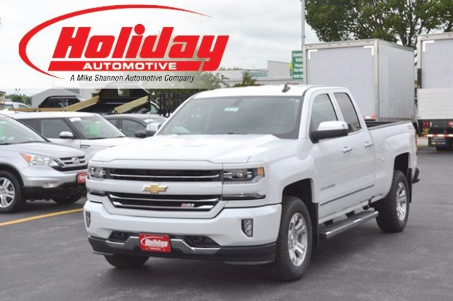 2018 Silverado 1500 Extended Cab 4x4 Pickup #18C89 - photo 1