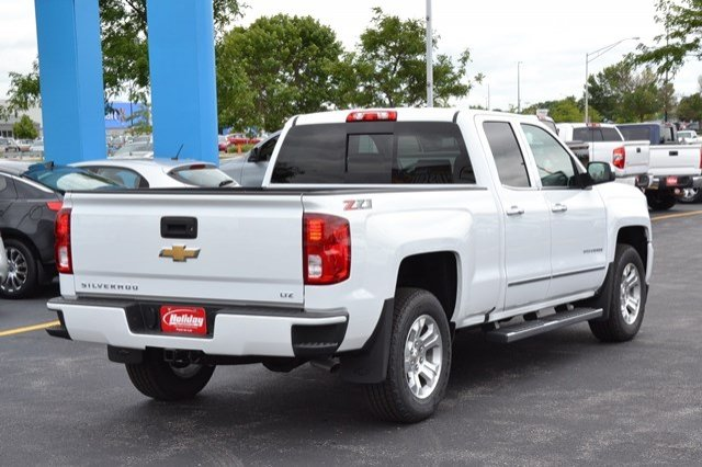 2018 Silverado 1500 Extended Cab 4x4 Pickup #18C89 - photo 6