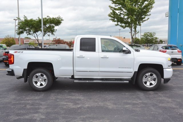 2018 Silverado 1500 Extended Cab 4x4 Pickup #18C89 - photo 7