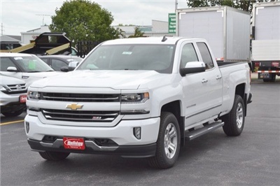 2018 Silverado 1500 Extended Cab 4x4 Pickup #18C89 - photo 3
