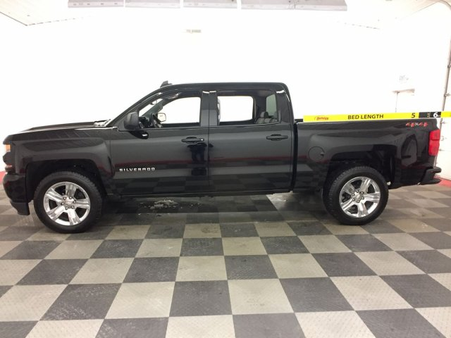 2018 Silverado 1500 Crew Cab 4x4,  Pickup #18C894 - photo 4
