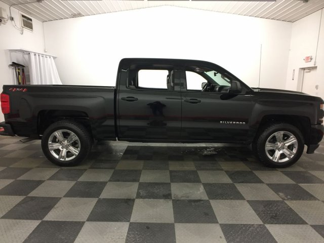 2018 Silverado 1500 Crew Cab 4x4,  Pickup #18C894 - photo 8