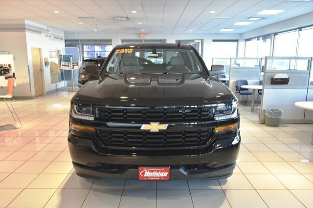 2018 Silverado 1500 Crew Cab 4x4,  Pickup #18C914 - photo 11