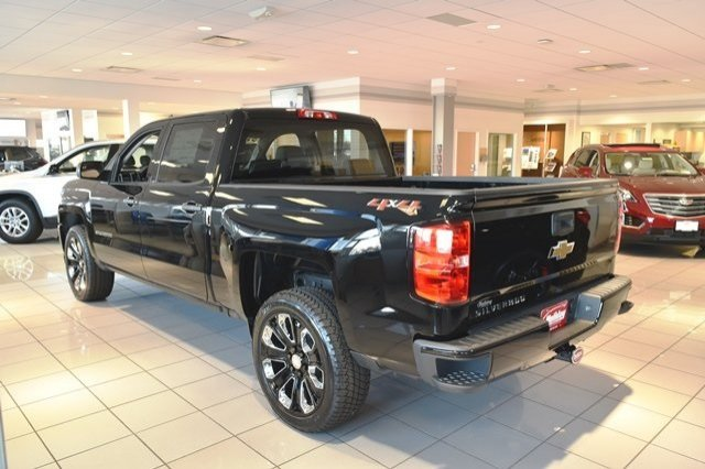 2018 Silverado 1500 Crew Cab 4x4,  Pickup #18C914 - photo 7