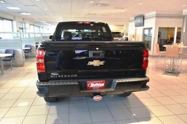 2018 Silverado 1500 Crew Cab 4x4,  Pickup #18C914 - photo 8