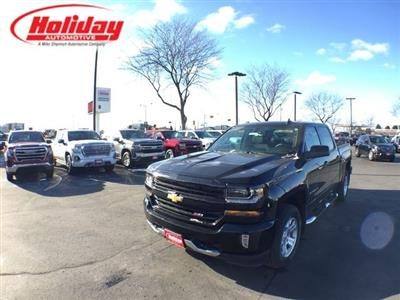 2018 Silverado 1500 Crew Cab 4x4,  Pickup #18C927 - photo 1