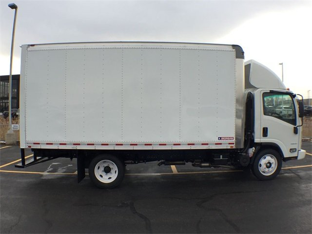 2018 LCF 4500 Regular Cab 4x2,  Morgan Fastrak Dry Freight #18C931 - photo 10