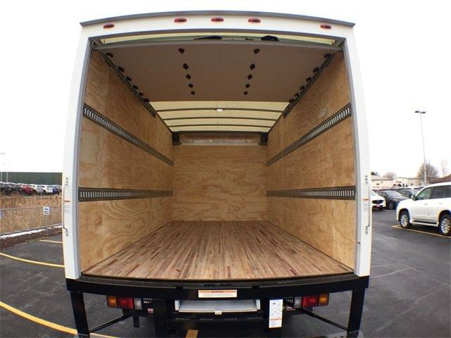2018 LCF 4500 Regular Cab 4x2,  Morgan Dry Freight #18C931 - photo 13