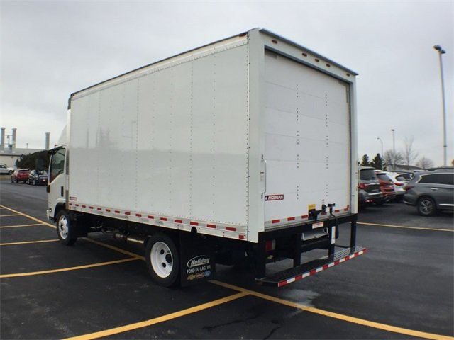 2018 LCF 4500 Regular Cab 4x2,  Morgan Dry Freight #18C931 - photo 7