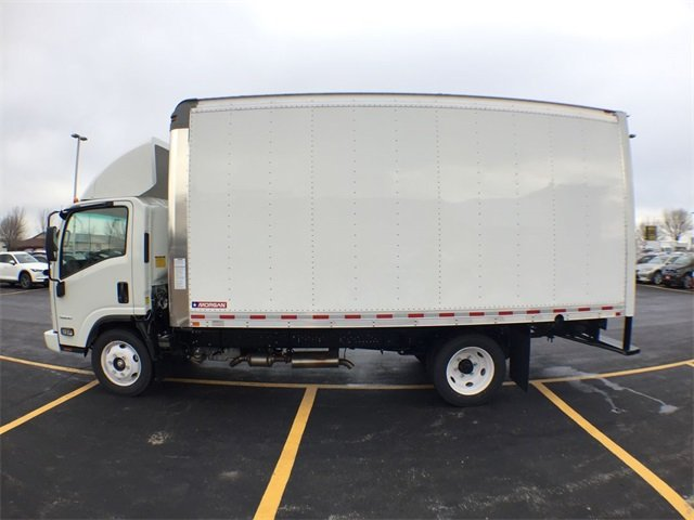 2018 LCF 4500 Regular Cab 4x2,  Morgan Fastrak Dry Freight #18C931 - photo 8
