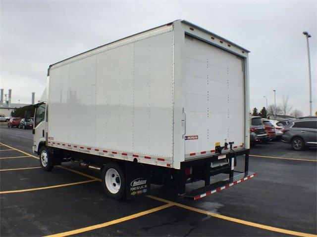 2018 LCF 4500 Regular Cab 4x2,  Morgan Fastrak Dry Freight #18C931 - photo 9